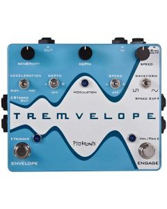 Pigtronix Tremvelope Modulation Guitar Pedal sku number EMT