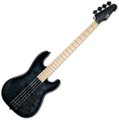 ESP LTD Marco Mendoza Signature Electric Bass MM-4FM See Thru Black Sunburst LMM4FMSTBLKSB