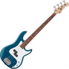 G&L Fullerton Standard LB-100 Electric Bass Emerald Blue FS-LB1-EMB-CR