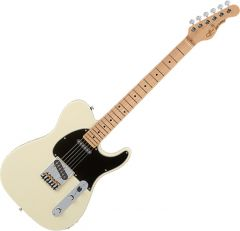 G&L ASAT Classic Fullerton Standard Electric Guitar Vintage White FS-ASTCL-VTW-MP
