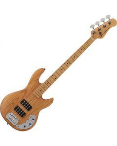 G&L CLF Research L-2000 Electric Bass Natural Ash sku number L2000-CLF-NAT-MP