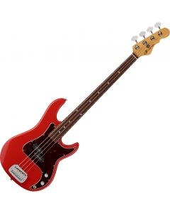 G&L Fullerton Deluxe LB-100 Electric Bass Fullerton Red sku number FD-LB1-FLR-CR