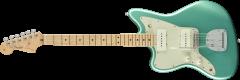 Fender American Professional Jazzmaster Left-Handed  Mystic Seafoam Electric Guitar 113292785