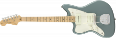 Fender American Professional Jazzmaster Left-Handed  Sonic Gray Electric Guitar 113292748