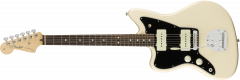 Fender American Professional Jazzmaster Left-Handed  Olympic White Electric Guitar 113290705