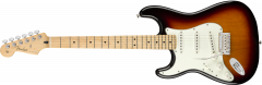 Fender Player Stratocaster Left-Handed  3-Color Sunburst Electric Guitar 144512500
