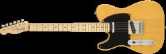 Fender American Original '50s Telecaster Left-Hand  Butterscotch Blonde Electric Guitar 110133850