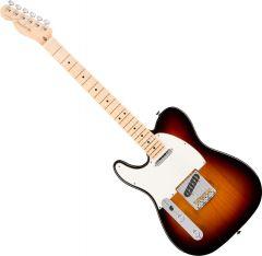 Fender American Professional Telecaster Left-Hand Electric Guitar 3-Color Sunburst 113072700