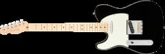 Fender American Professional Telecaster Left-Hand  Black Electric Guitar 113072706