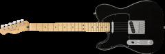 Fender Player Telecaster Left-Handed  Black Electric Guitar 145222506