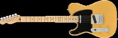 Fender Player Telecaster Left-Handed  Butterscotch Blonde Electric Guitar 145222550