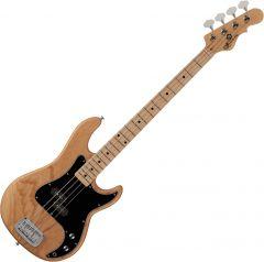 G&L Tribute LB-100 Electric Bass Natural Gloss TI-LB1-121R40M21