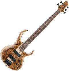 Ibanez BTB Bass Workshop 5-String Electric Bass Antique Brown Stained Low Gloss BTB845VABL