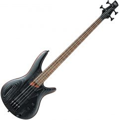Ibanez SR Standard Electric Bass Silver Black Flat SR670SKF