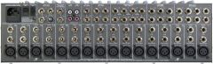 Mackie 1604-VLZ3 16-Channel 4-Bus Compact Recording Mixer 1604-VLZ3