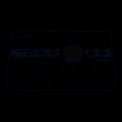 Mackie Big Knob Studio Command System Monitor Controller Big Knob