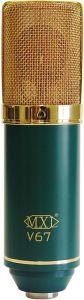 MXL V67G Large Capsule Condenser Microphone MXL-V67G