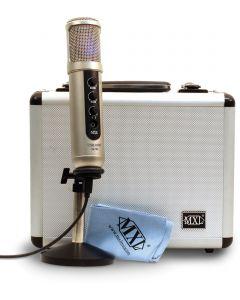 MXL USB.009 24-bit/96kHz USB Microphone MXL-USB.009