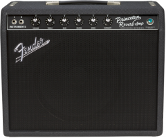 "Fender '68 Custom Princeton Reverb ""Black & Blue"" Limited Edition Tube Amp 2272000522"