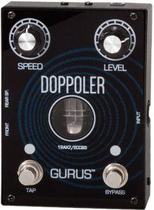 Gurus Doppoler Rotating Speaker Emulator Pedal GURUS-DOP