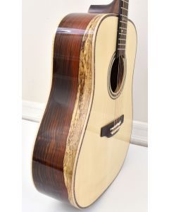 Takamine Custom Shop SG-CPD-AC1 Acoustic Guitar SN #2 sku number TAKSGCPDAC1 2