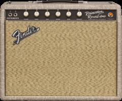 Fender 65 Princeton Reverb - Fawn Tube Amp 2172000972