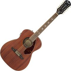 Fender Tim Armstrong Hellcat-12 String Acoustic Electric Guitar in Natural 0971792022