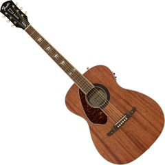 Fender Tim Armstrong Hellcat Left-Hand Acoustic Electric Guitar in Natural 0971757022