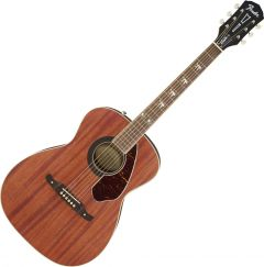 Fender Tim Armstrong Hellcat Acoustic Electric Guitar in Natural 0971752022