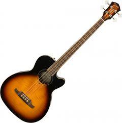 Fender FA-450CE Acoustic Electric Bass in 3-Color Sunburst 0971443032