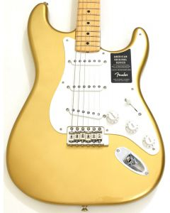 Fender American Original 50s Stratocaster Electric Guitar Aztec Gold sku number 0110112878
