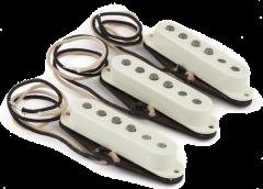 Fender Pure Vintage 59 Strat Pickup Set - Vintage White 0992236000
