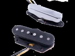 Fender Custom Shop Twisted Tele Pickups - Black/Chrome 0992215000