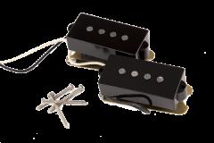 Fender Custom Shop 62 Precision Bass Pickup - Black 0992214000