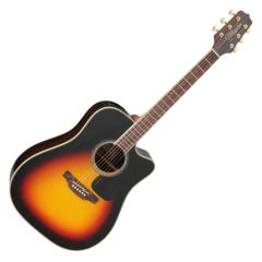 Takamine GD51CE-BSB G-Series G50 Cutaway Acoustic Electric Guitar in Brown Sunburst B-Stock TAKGD51CEBSB.B