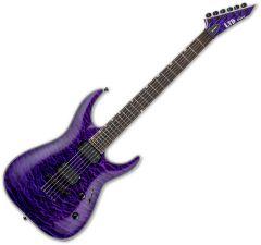 ESP LTD MH-1000NT Electric Guitar See Thru Purple B-Stock LMH1000NTQMSTP.B