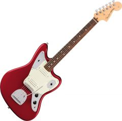 Fender American Professional Jaguar Electric Guitar in Candy Apple Red 0114010709