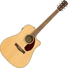 Fender CD-140SCE Dreadnought Acoustic Guitar Natural 0970213321