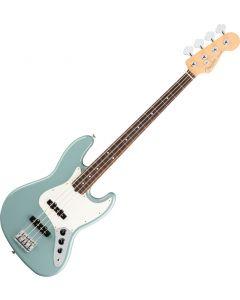 Fender American Pro Jazz Bass Electric Guitar Sonic Gray 0193900748