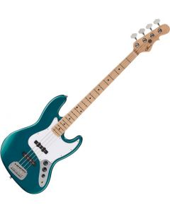 G&L Fullerton Standard JB Electric Bass Emerald Blue Metallic FS-JB-EMB-MP