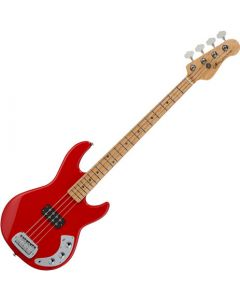G&L CLF Research L-1000 Electric Bass Rally Red L1000-CLF-RLY-MP