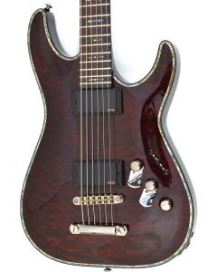 Schecter Hellraiser C-VI Electric Guitar Black Cherry B-Stock SCHECTER184.B
