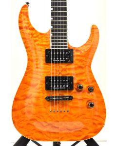ESP Custom Shop Horizon Electric Guitar Vintage Amber sku number ECSHORIZONVA1201