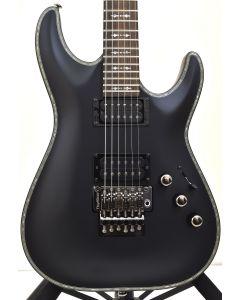 Schecter Hellraiser C-1 P FR Electric Guitar Satin Black Prototype sku number SCHECTER1940.P 2266
