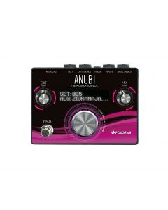 FoxGear Anubi Modulation Box Chorus Phaser Tremolo Leslie Flanger Multi-Effects Pedal FOX-ANUBI-MOD