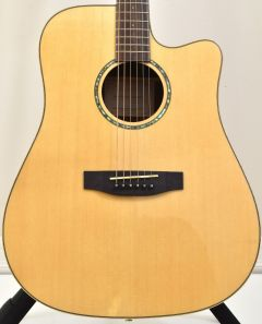 Takamine EG363SC Acoustic Electric Guitar in Natural Finish B-Stock 1015 TAKEG363SC.B 1015