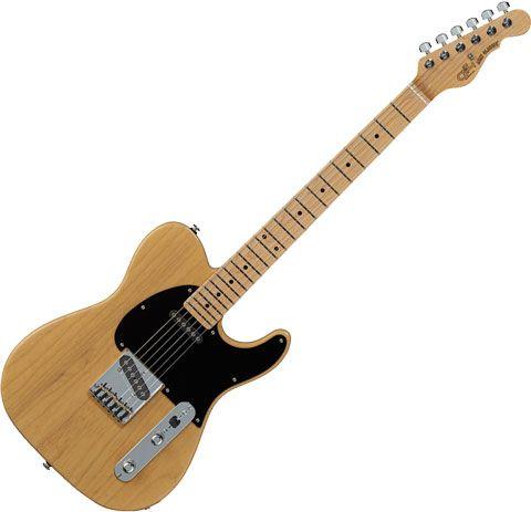 G&L Fullerton Deluxe ASAT Classic Electric Guitar Butterscotch Blonde FD-ACL-BTR-MP