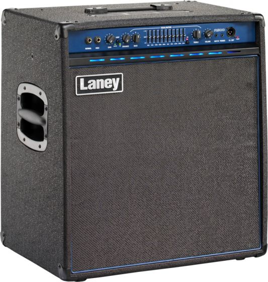 Laney Richter bass Combo Amp 500W 1x15 R500-115 sku number R500-115