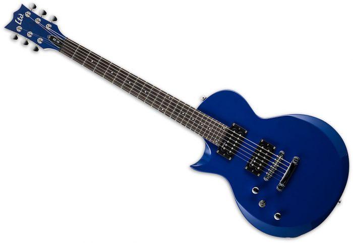 ESP LTD EC-10 Left-Handed Electric Guitar Blue LEC10KITBLUELH