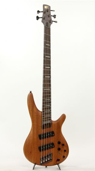 Ibanez SRFF4505 SOL Bass Multi-Scale Stain Oil Bass Guitar 6SSRFF4505SOL